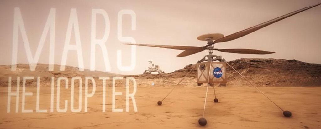 بالگرد مریخ