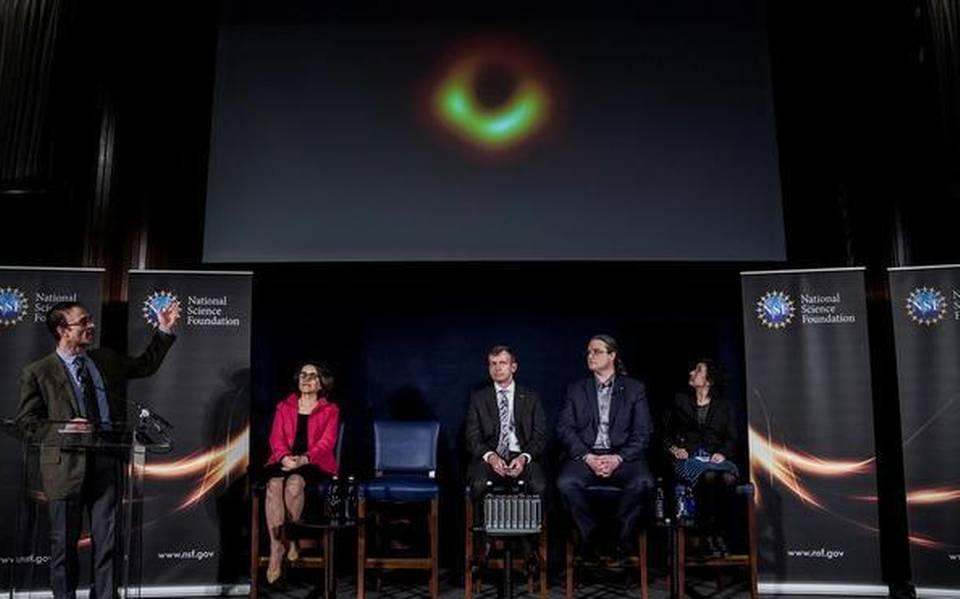 صورة الثقب الأسود